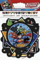 Justice League Large Jointed Banner